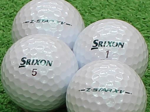 【Aランク】SRIXON(スリクソン) Z-STAR XV ロイヤルグリーン 2013年モデル 1個