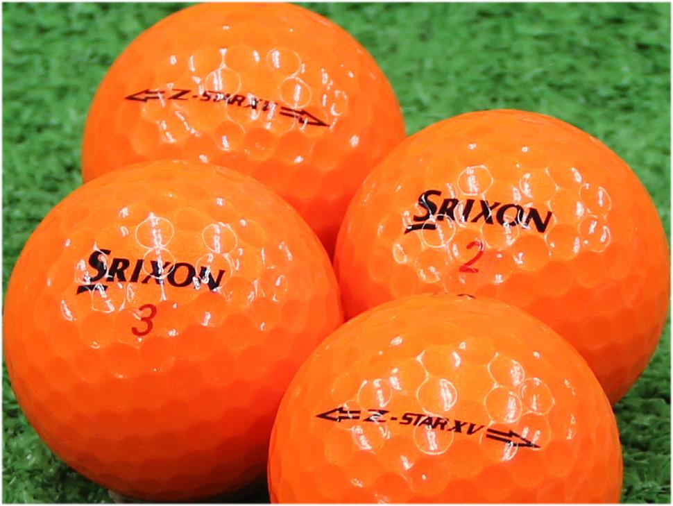 【Aランク】SRIXON(スリクソン) Z-STAR XV プレミアムパッションオレンジ 2015年モデル 1個
