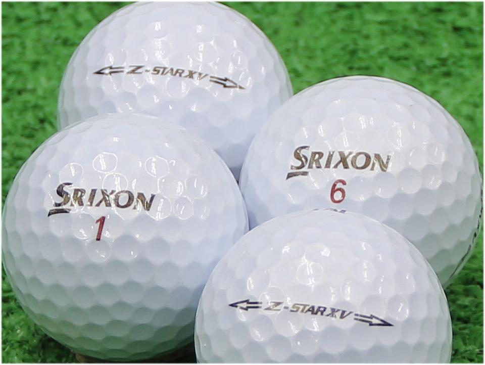 【Aランク】SRIXON(スリクソン) Z-STAR XV プレミアムホワイト 2015年モデル 1個