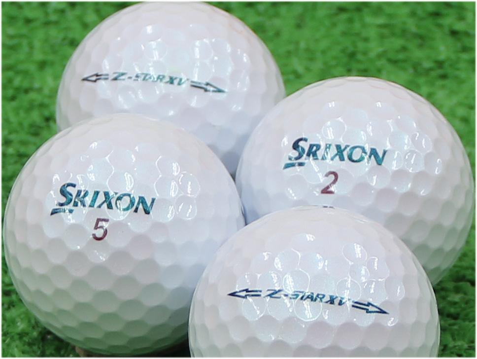 【Aランク】SRIXON(スリクソン) Z-STAR XV ロイヤルグリーン 2015年モデル 1個