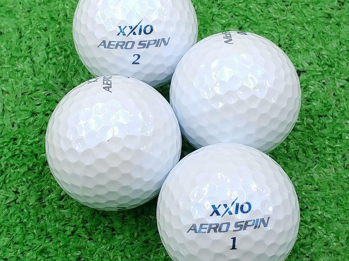 【ABランク】XXIO(ゼクシオ) AERO SPIN ロイヤルブルー 1個
