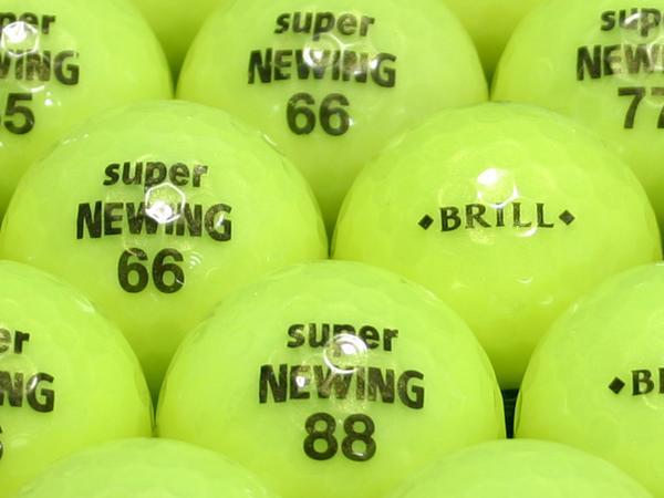 【ABランク】SUPER NEWING(スーパーニューイング) BRILL スーパーイエロー 1個