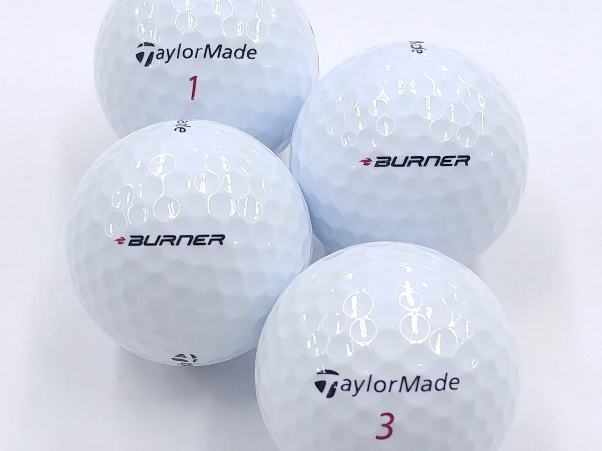 【ABランク】Taylor Made(テーラーメイド) BURNER DISTANCE ホワイト 2018年モデル 1個
