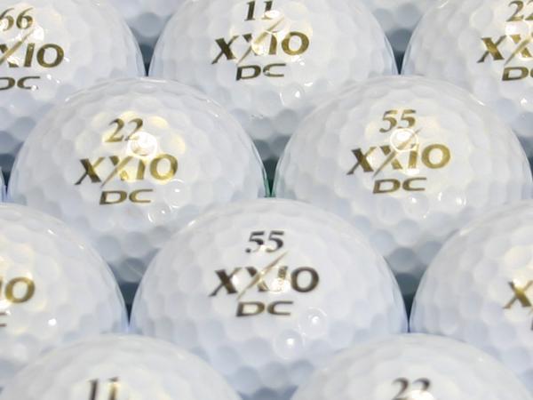 【ABランク】XXIO(ゼクシオ) DC プレミアムホワイト 2008年モデル 1個
