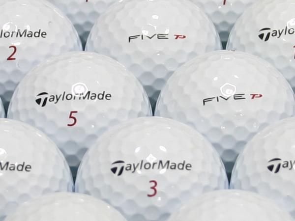 【ABランク】Taylor Made(テーラーメイド) FIVE TP 1個