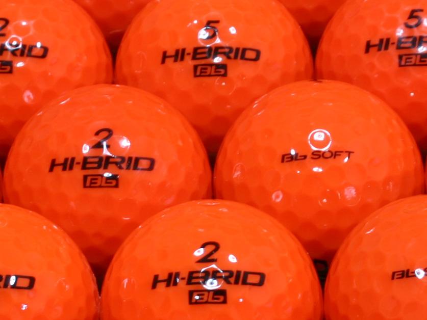 【ABランク】HI-BRID Bb SOFT パッションオレンジ 1個