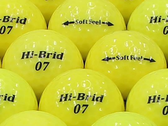 【ABランク】HI-BRID Soft Feel パッションイエロー 2012年モデル 1個