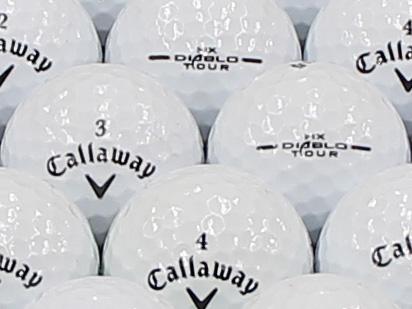 【ABランク】Callaway(キャロウェイ) HX DIABLO Tour 1個