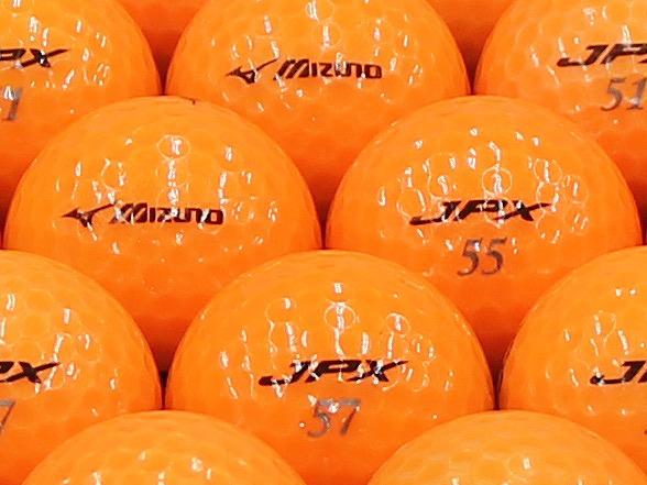 【ABランク】ミズノ JPX オレンジパール 2012年モデル 1個