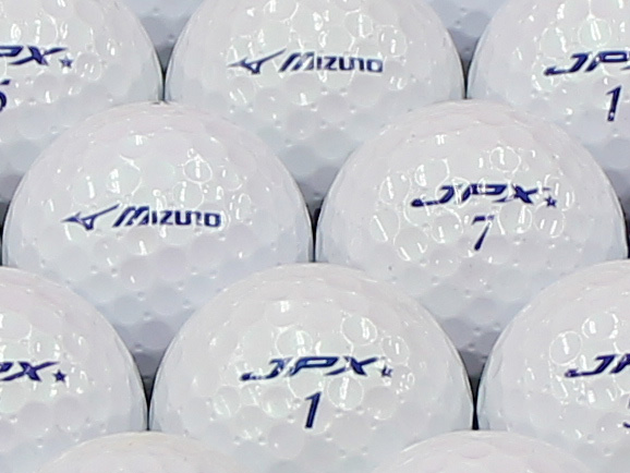 【ABランク】ミズノ JPX DE パールホワイト 2014年モデル 1個