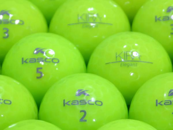 【ABランク】Kasco(キャスコ) KIRA Elegant ライム 1個