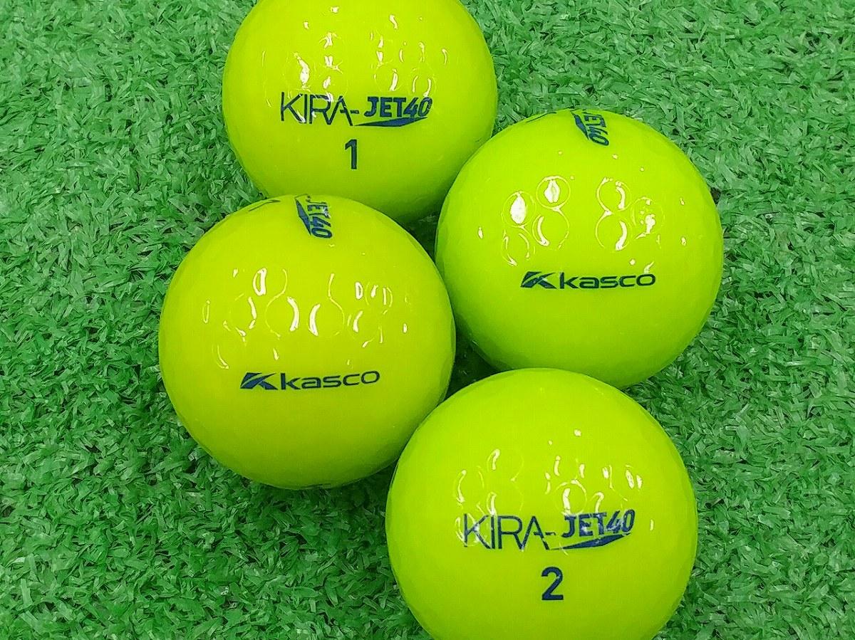 【ABランク】Kasco(キャスコ) KIRA JET40 ライム 2013年モデル 1個