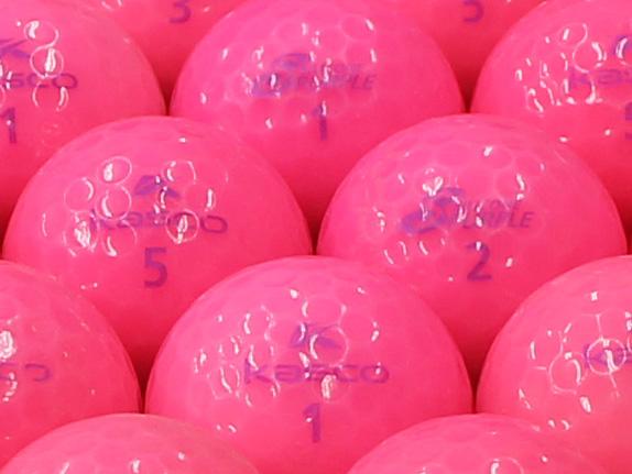 【ABランク】Kasco(キャスコ) KIRA SILICONE PURPLE ピンク 1個