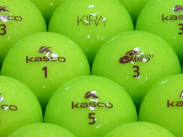 【ABランク】Kasco(キャスコ) KIRA SILICONE MILD ライム 1個