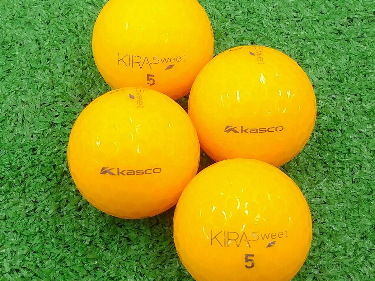 【ABランク】Kasco(キャスコ) KIRA Sweet オレンジ 2013年モデル 1個