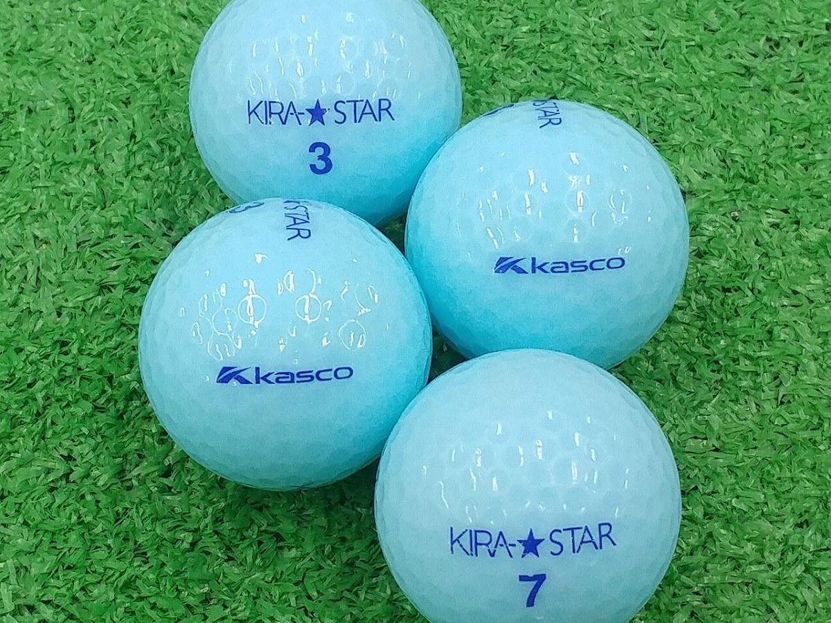 【ABランク】Kasco(キャスコ) KIRA★STAR アクア 2015年モデル 1個