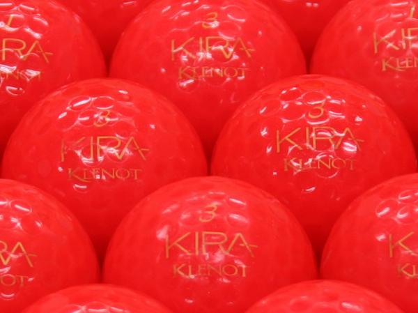 【ABランク】Kasco(キャスコ) KIRA KLENOT ルビー 2011年モデル 1個