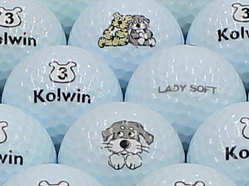 【ABランク】Kolwin LADY SOFT ブルー 1個