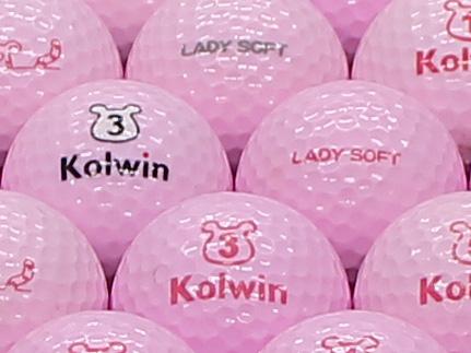 【ABランク】Kolwin LADY SOFT ピンク 1個