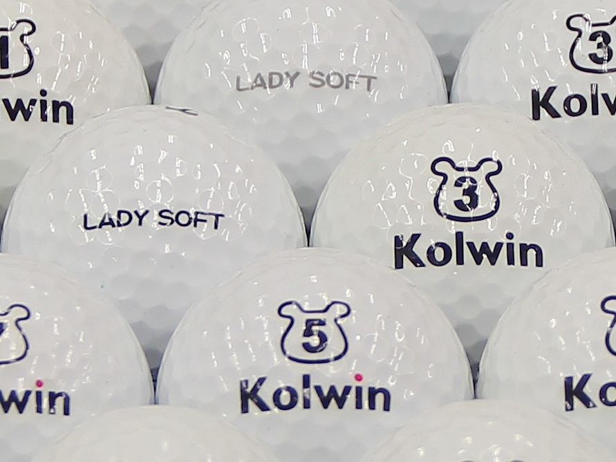 【ABランク】Kolwin LADY SOFT ホワイト 1個