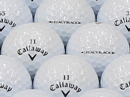 【ABランク】Callaway(キャロウェイ) LEGACY BLACK 2013年モデル 1個