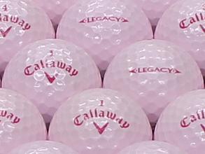 【ABランク】Callaway(キャロウェイ) LEGACY ルミナスピンク 2010年モデル 1個