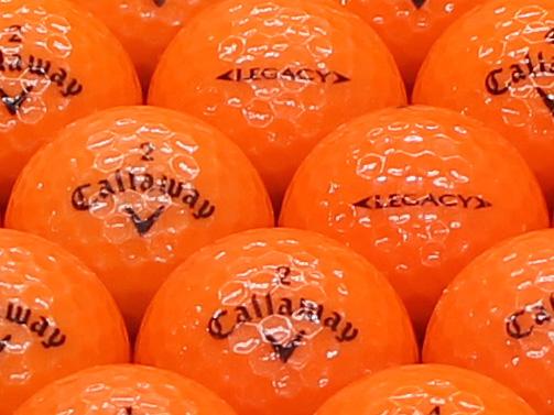 【ABランク】Callaway(キャロウェイ) LEGACY スパークリングオレンジ 2012年モデル 1個