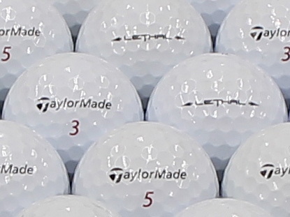 【ABランク】Taylor Made(テーラーメイド) LETHAL(リーサル) 2013年モデル 1個