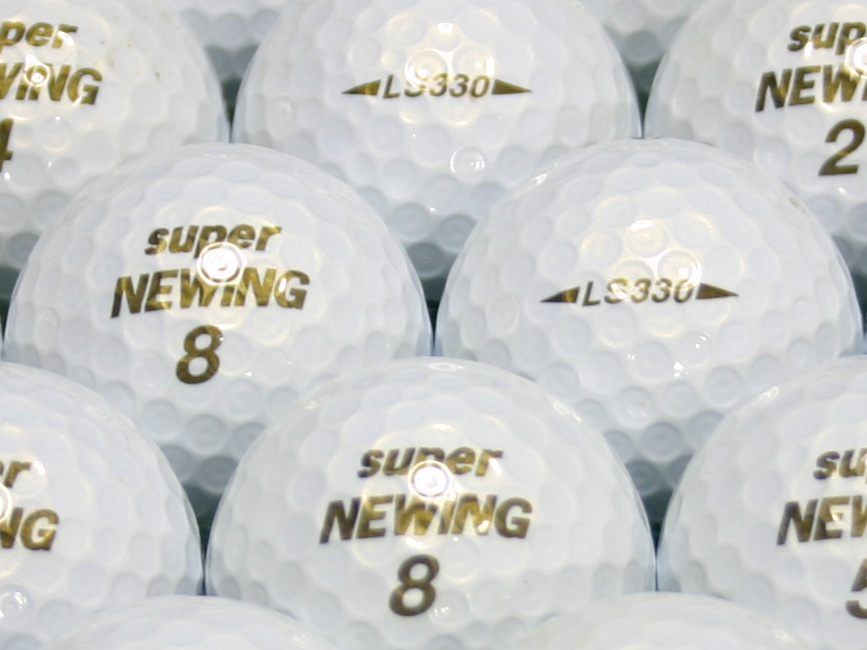 【ABランク】SUPER NEWING(スーパーニューイング) LS330 パールホワイト 1個