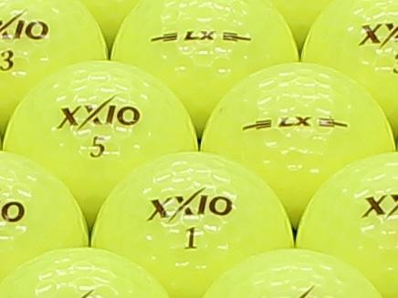 【ABランク】XXIO(ゼクシオ) XXIO LX プレミアムパッションイエロー 1個