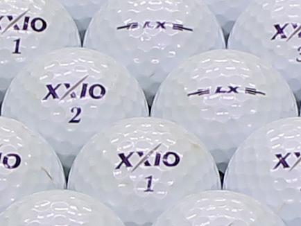 【ABランク】XXIO(ゼクシオ) XXIO LX ロイヤルバイオレット 1個