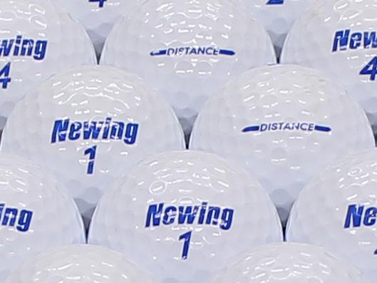 【ABランク】Newing(ニューイング) DISTANCE ホワイト 1個