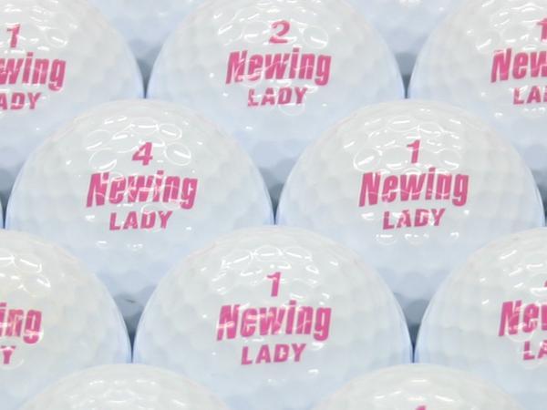 【ABランク】Newing(ニューイング) LADY ホワイト 1個