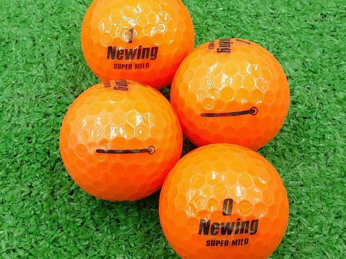 【ABランク】Newing(ニューイング) SUPER MILD オレンジ 1個