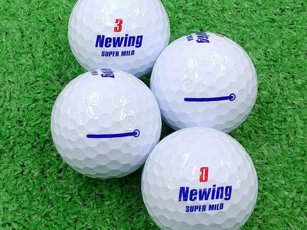 【ABランク】Newing(ニューイング) SUPER MILD ホワイト 1個