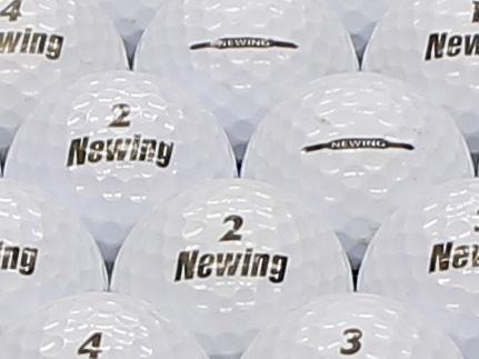 【ABランク】Newing(ニューイング) SUPER SOFT FEEL パールホワイト 1個