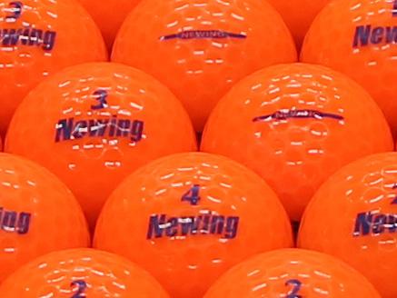 【ABランク】Newing(ニューイング) SUPER SOFT FEEL スーパーオレンジ 1個