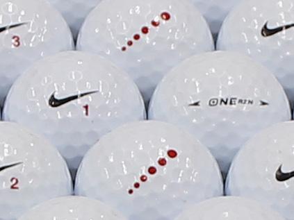 【ABランク】NIKE(ナイキ) ONE RZN 2013年モデル アライメント混合 1個