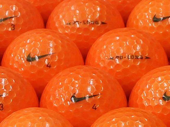 【ABランク】NIKE(ナイキ) PD・LONG アスレチックオレンジ 2011年モデル 1個