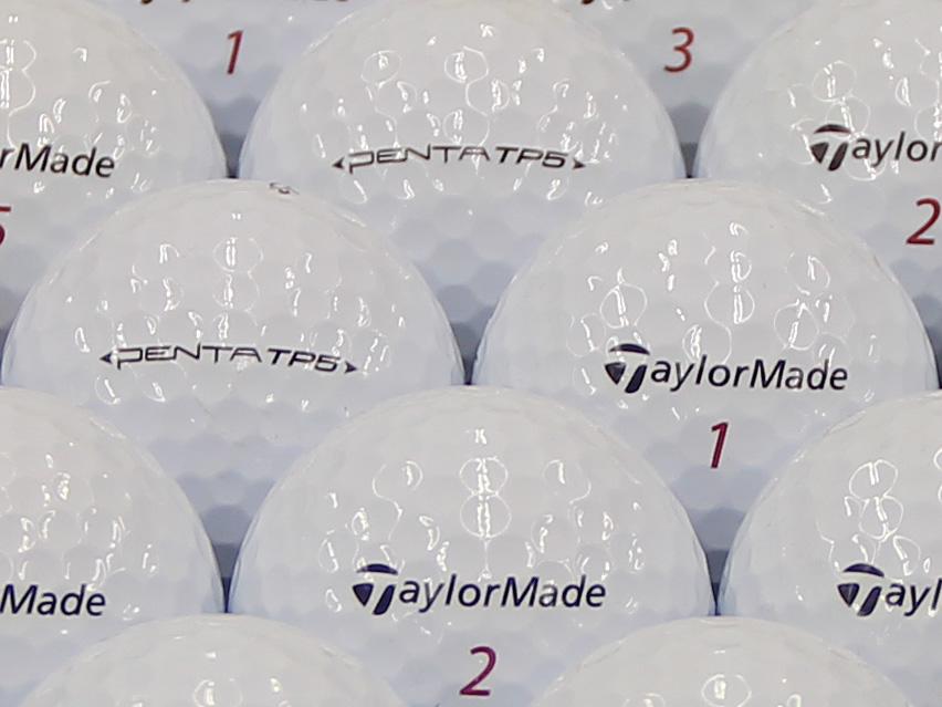 【ABランク】Taylor Made(テーラーメイド) PENTA TP5 1個