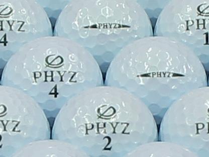 【ABランク】ツアーステージ PHYZ パールグリーン 2013年モデル 1個