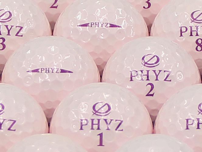 【ABランク】ツアーステージ PHYZ パールピンク 2013年モデル 1個