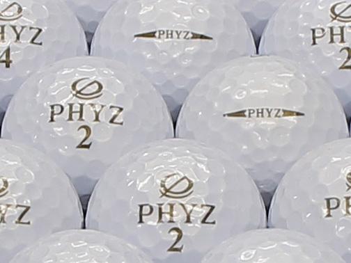 【ABランク】ツアーステージ PHYZ パールホワイト 2013年モデル 1個