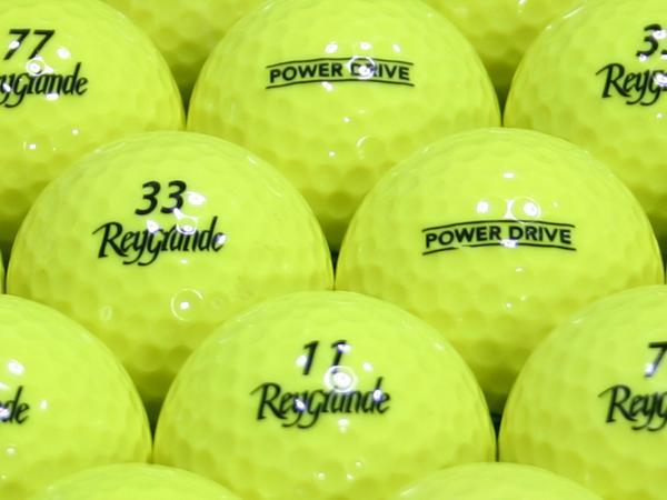 【ABランク】Reygrande(レイグランデ) POWER DRIVE イエロー 1個