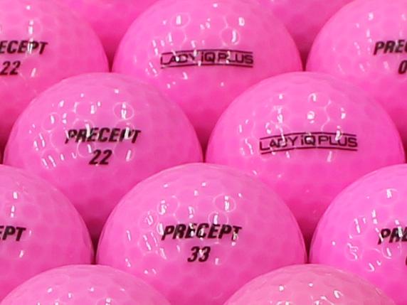【ABランク】PRECEPT LADY iQ PLUS ピンク 1個
