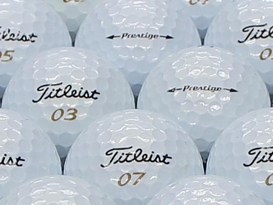 【ABランク】Titleist(タイトリスト) Prestige(プレステージ) 2012年モデル 1個
