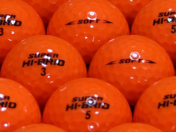 【ABランク】スーパーハイブリッド SOFT パッションオレンジ 1個