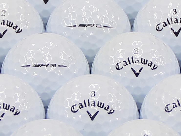 【ABランク】Callaway(キャロウェイ) SR2 2014年モデル 1個