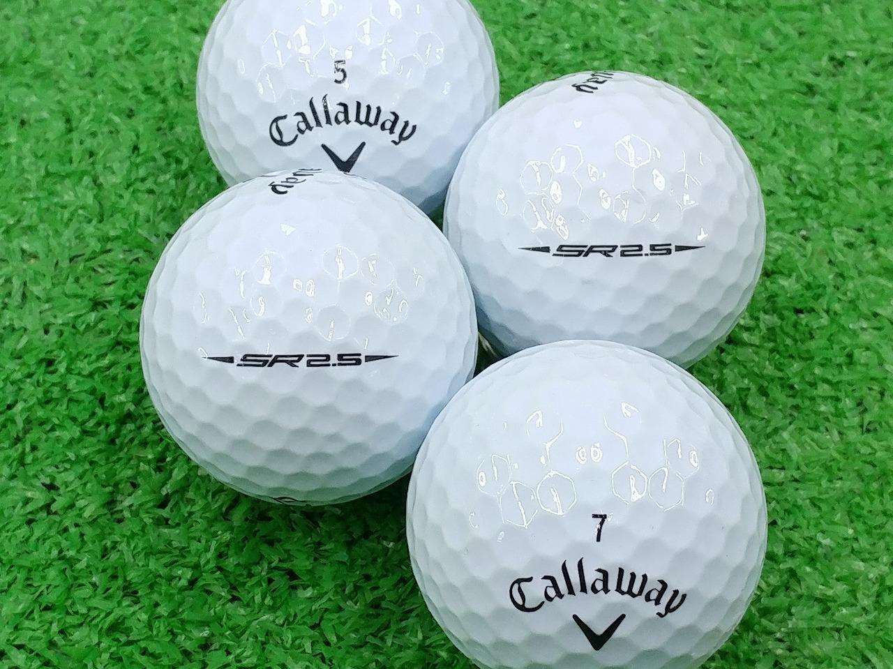 【ABランク】Callaway(キャロウェイ) SR2.5 2014年モデル 1個