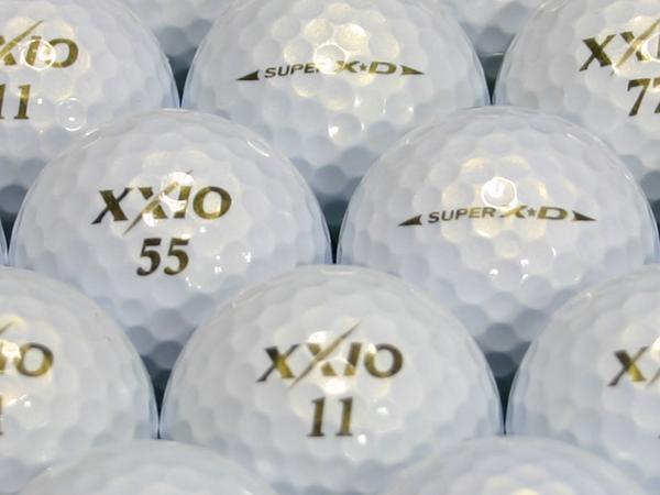 【ABランク】XXIO(ゼクシオ) SUPER XD プレミアムホワイト 1個